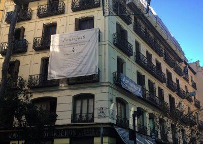 PROGREDI rehablitacion calle Pontejos Madrid