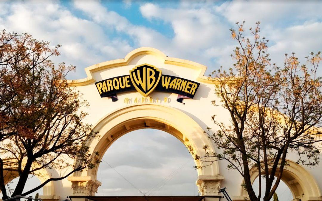 Parque Warner Madrid